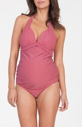Women's Seraphine 'Lila' One Piece Maternity Swimsuit