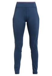 Esprit Sports Tights Navy Blue