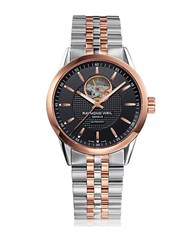 Raymond Weil Mens Two Tone Watch