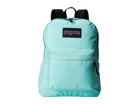 Jansport Superbreak Aqua Dash Backpack Bags Green