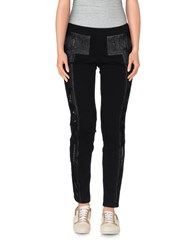 Richmond Denim Trousers Casual Trousers Women Black