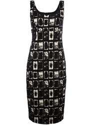 Eggs 'Monaco' Dress Black
