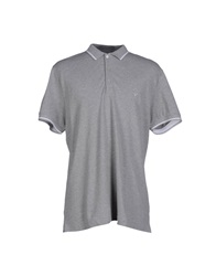 Christian Dior Dior Homme Polo Shirts Grey