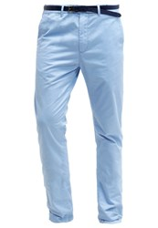 Scotch And Soda Chinos Blue Light Blue