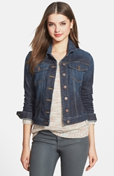 Kut From The Kloth 'Helena' Denim Jacket Gratitude