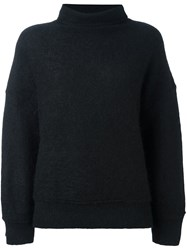 By Malene Birger 'Sorocco' Turtleneck Jumper Black