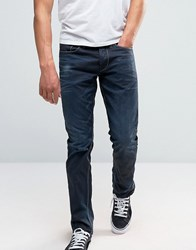 Only And Sons Skinny Jeans In Light Grey Denim Grey