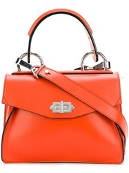 Proenza Schouler Small 'Hava' Tote Yellow And Orange