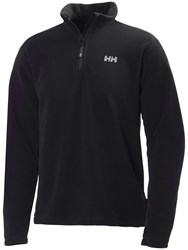 Helly Hansen Daybreaker Half Zip Men's Fleece Black