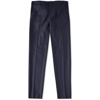 Incotex Flannel Drawcord Trouser Blue