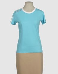 Murphy And Nye Short Sleeve T Shirts Turquoise