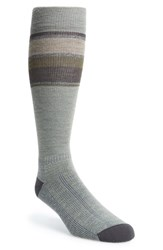 Men's Wigwam 'Tall Trekker Fusion' Compression Hiking Socks Urban Chic