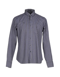 Etiqueta Negra Shirts Brick Red