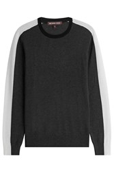Michael Kors Collection Colorblock Pullover Multicolor