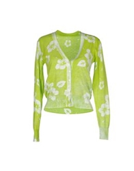 Marc Cain Sports Cardigans Acid Green