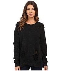 Joe's Jeans Bibiana Pullover Black Women's Clothing