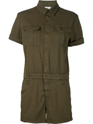 Ag Jeans 'Rhoda' Playsuit Green