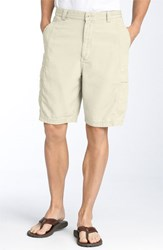 Men's Tommy Bahama 'Key Grip' Relaxed Fit Cargo Shorts Spray
