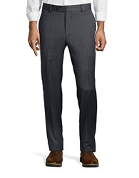 Palm Beach Cole Flat Front Suit Pants Grey