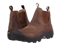 Keen Anchorage Boot Ii Dark Earth Shitake Men's Pull On Boots Brown
