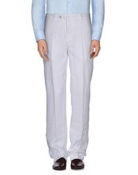 Malo Trousers Casual Trousers Men White