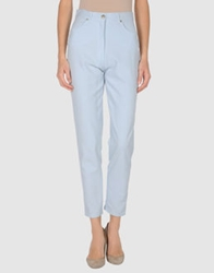 Sinequanone Sinequanone Casual Pants Sky Blue