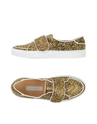 L'autre Chose L' Autre Chose Footwear Low Tops And Trainers Women Gold