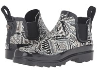 Sakroots Rhyme Jet Brave Beauti Women's Pull On Boots Black