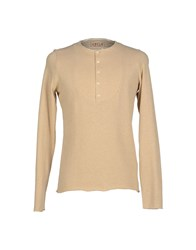 Cycle Topwear Sweatshirts Men Sand