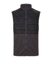 Porsche Design Reflective Gilet Male Black