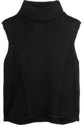 Helmut Lang Knitted Turtleneck Sweater