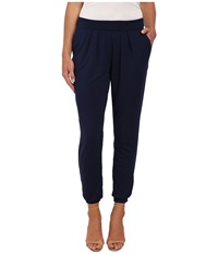 Tart Liviana Pant Peacoat Women's Dress Pants Blue