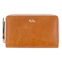 Tula Smooth Originals Leather Purse Tan