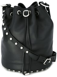 Alexander Wang Bucket Shoulder Bag Black