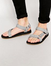 Teva Original Universal Marbled Sole Sandals Grey