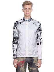 Reebok Cross Fit Printed Light Nylon Jacket