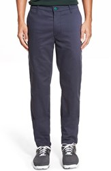 Ag Jeans Men's Ag Slim Khaki Trousers Naval Blue