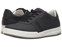 Ecco Jack Sneaker Black Men's Shoes