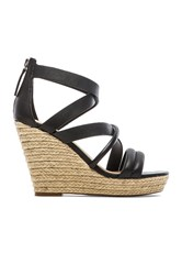 Joe's Jeans Robina Wedge Black