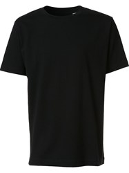 Levi's Made And Crafted Crew Neck T Shirt Black
