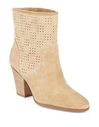 Enzo Angiolini Get Up Booties Natural