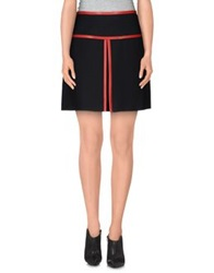 Prada Mini Skirts Black