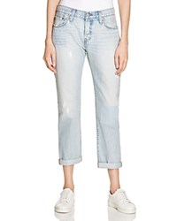 Levi's 501 Ct Boyfriend Jeans In Sunset Patch