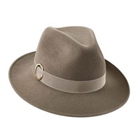 Penmayne Of London Amber Trilby Mink Gold Ring Nude Neutrals