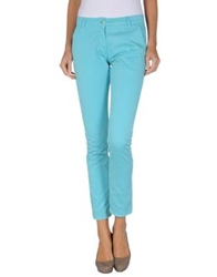 Uncode Casual Pants Azure