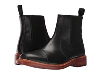 Lotus Lexton Black Leather 1 Men's Pull On Boots