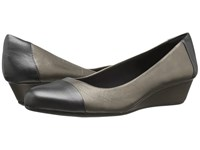 Easy Spirit Daneri Bronze Pewter Leather Women's Shoes