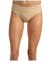 Exofficio Give N Go Lacy Bikini Brief Nude Women's Underwear Beige