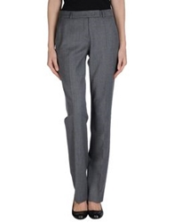 Caractere Casual Pants Grey
