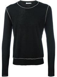Givenchy Chain Trim Sweater Black